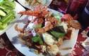 Đi tránh rét và ăn tôm hùm siêu rẻ ở Bình Ba
