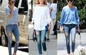 Bí kíp diện mốt quần jeans rách cho phái đẹp hút mọi ánh nhìn