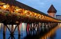 Cây cầu gỗ cổ xưa nhất châu Âu có gì đặc biệt?