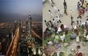 Choáng với hình ảnh vạch trần đối lập giàu nghèo ở Dubai