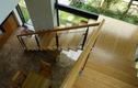 Những mẫu cầu thang bằng gỗ tre cực lạ, cực chất
