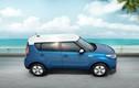 Ô tô điện Kia Soul EV 2015 lộ giá bán