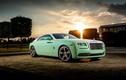Tận mục hàng độc Rolls-Royce Wraith của tỷ phú Mỹ