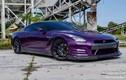 """Nissan GT-R sắc tím thủy chung, """"gây mê"""" dân chơi"""