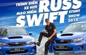 """Háo hức xem xe Subaru """"làm xiếc"""" trong show diễn riêng"""