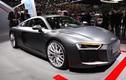 Audi sẽ sản xuất R8 với động cơ tăng áp