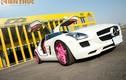 Siêu xe 12 tỷ Mercedes SLS AMG độ siêu cá tính