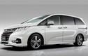 MPV Honda Odyssey 2018 tiền tỷ sắp bán tại Việt Nam