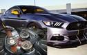 Phế liệu xe Ford Mustang chế đồng hồ hạng sang 34 triệu