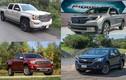 Điểm mặt loạt xe ôtô bán tải tốt nhất năm 2017