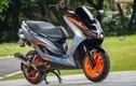 """Cận cảnh xe ga Yamaha SMAX """"độ khủng"""" 220 triệu đồng"""