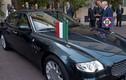 """""""Soi"""" dàn xe sang Maserati của các Tổng thống Ý"""