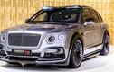 """Siêu SUV Bentley Bentayga """"sang chảnh"""" độ 700 mã lực"""