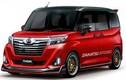 Daihatsu mang 9 mẫu ôtô giá rẻ độ tới Tokyo Auto Salon 2018