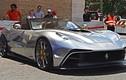 """""""Soi"""" siêu xe Ferrari F12 TRS dát bạc hơn giá 3 triệu USD"""