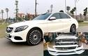 Mercedes-Benz C250 lên đời C63 AMG chỉ 35 triệu tại Sài Gòn