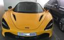 "Siêu xe McLaren 720S tiền tỷ, biển ""tứ quý"" tại Campuchia"