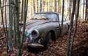 """Aston Martin DB4 """"đồng nát"""" trong rừng 40 năm bán 8,8 tỷ"""