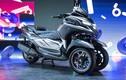 """Soi"" xe tay ga 3 bánh Yamaha 3CT Prototype vừa ra mắt"