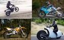 Điểm mặt những mẫu xe môtô điện ấn tượng nhất thế giới