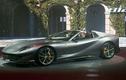 Siêu xe Ferrari 812 GTS V12 mạnh hơn Aventador SVJ Roadster