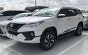 Cận cảnh Toyota Fortuner TRD hơn 1 tỷ đồng tại Việt Nam