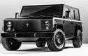 """Xe điện Mỹ Bollinger thiết kế như Mercedes G-Class """"lai"""" Tesla"""