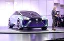 Khám phá thiết kế và công nghệ của Lexus LF-30 Electricfied