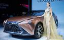 Ngắm xe sang Lexus LF-1 Limitless mới tại triển lãm VMS 2019