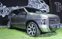 TJ Cruiser Concept - điểm nhấn duy nhất của Toyota tại VMS 2019