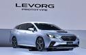 Subaru giới thiệu Levorg concept hoàn toàn mới