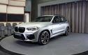 BMW X3 M Competition hiệu năng cao bóng bẩy & thanh lịch