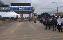 Trạm BOT Quốc lộ 26 thất thủ ngay ngày đầu thu phí