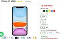 iPhone 11 xách tay tiếp tục giảm giá tại Việt Nam