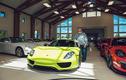 Nhà sưu tập Michael Fux rao bán bộ ba siêu xe đình đám