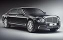 Bentley Mulsanne đặc biệt, chỉ 15 chiếc cho đại gia Trung Quốc