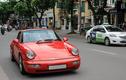 """""""Soi"""" Porsche 964 Carrera 4 hơn 30 năm tuổi tại Hà thành"""