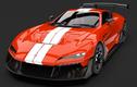 Siêu xe Mỹ Factory Five F9R sở hữu động cơ V12 hàng khủng