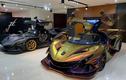 Đại gia Malaysia tậu siêu xe Apollo Intensa Emozione đầu tiên