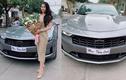 """""""Soái ca"""" Quảng Ninh tặng vợ Chevrolet Camaro mui trần hơn 3 tỷ"""