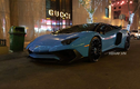 Siêu xe Lamborghini Aventador SV hơn 30 tỷ lăn bánh tại Sài Gòn