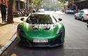 """Chồng Diệp Lâm Anh khoác áo """"tắc kè"""" cho siêu xe McLaren 650S"""
