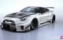 Gói độ Liberty Walk của Nissan GT-R lên tới 1,7 tỷ đồng