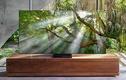 Những hình ảnh đầu tiên về TV QLED không viền Samsung