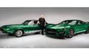 Ford Shelby GT500 hơn 23 tỷ đồng sẽ mang màu sơn đặc biệt