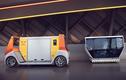 """RinSpeed MetroSnap, xe tự lái với khả năng thay đổi """"kén"""" khách"""
