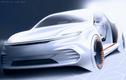 Chi tiết Airflow Vision Concept - xe tương lai của Chrysler