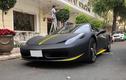 Chạm mặt siêu xe Ferrari 458 Spider hơn 15 tỷ ở Sài Gòn