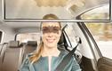 Xe ôtô sẽ có tấm che nắng tự động tích hợp AI