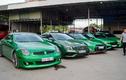 Cường Đô la và các dân chơi siêu xe tụ hội ở Bình Phước